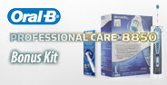 Oral-B Professional Care 8850 Bonus Kit